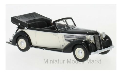schwarz//weiss #47085 1939-1:43 Neo Audi 920 Cabrio Gläser