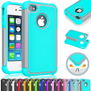 Shockproof-Hybrid-Rubber-Matte-Hard-Case-Cover-Protector-for-iPhone-5C