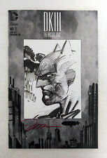 DC Comics Dark Knight III #1 Jim Lee Signed Sketch Variant 1:5000