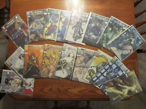 Darkminds-Comic-Book-lot-of-17-comics-Vol-2-2000-2001-Image-Comics-NICE