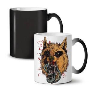 Hyena Beast Wild Animal NEW Colour Changing Tea Coffee Mug 11 oz | Wellcoda