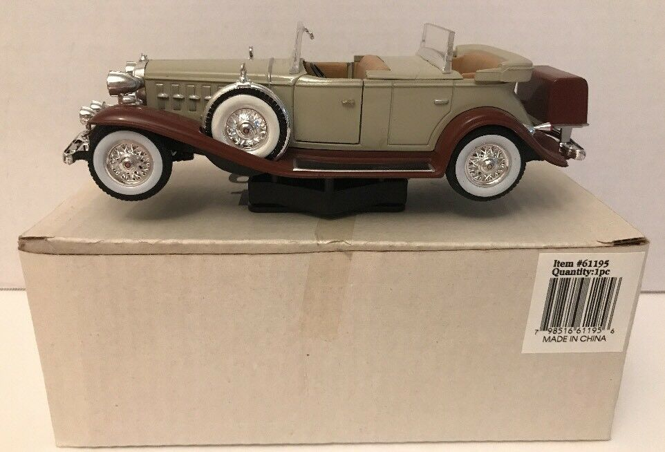 National Motor Museum Mint Diecast Car - 1932 Cadillac Sport Phaeton