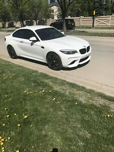 Perfect condition BMW M2 6spd