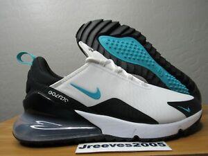 Nike Air Max 270 G Golf Shoes Sz 14 Men S 100 Authentic Ck6483 100 Ebay