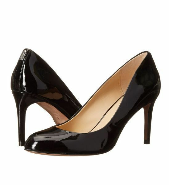 db8b995079 Coach Rosey Black Patent Leather Women's HEELS PUMPS Size 7 M for ...