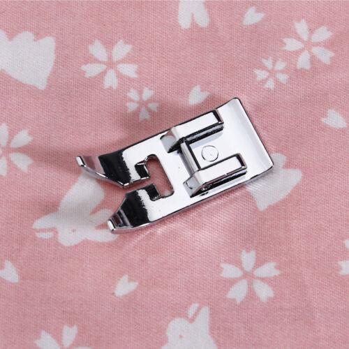 Máquina de coser estándar nacional hermano clip de encendido//apagado de pie prensatelas De Metal