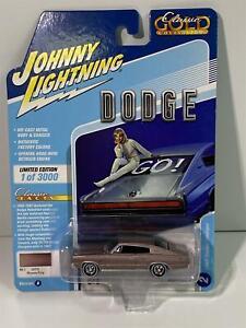 1967-Dodge-Cargador-malva-Poly-1-64-Johnny-Lightning-jlcg-021B