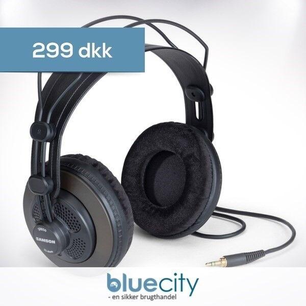 hovedtelefoner, Andet mærke, Samson SR-850 Sort/Brun