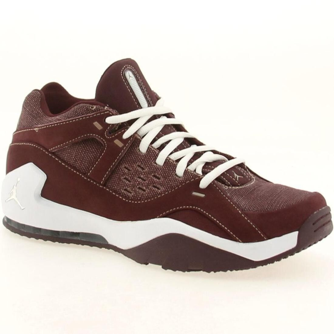 130 Nike air Jordan S.U. Trainer 314317-602 burgundy V 5 shoes