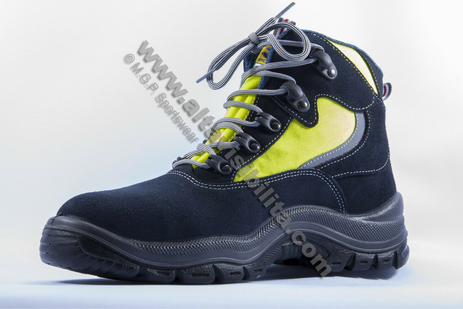 Zapatos SCARPONCINO S3   SOCCORSO SANITARIO 118 SOCCORRITORI   PROTEZIONE CIVILE e7a77e