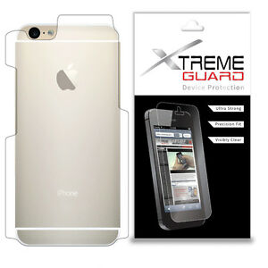 Genuine-XtremeGuard-BACK-ONLY-Screen-Protector-Cover-For-Apple-iPhone-6s-Plus