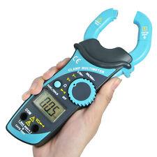 Digital Auto Range Clamp Multimeter Measuring Ac Dc Voltage Current Tester