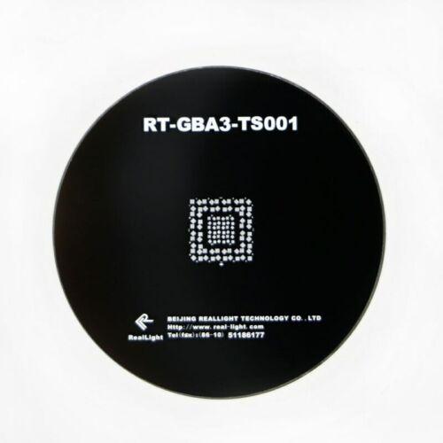 A3 Resolving Test Target Board USAF Positive Negative Microscope Micrometer