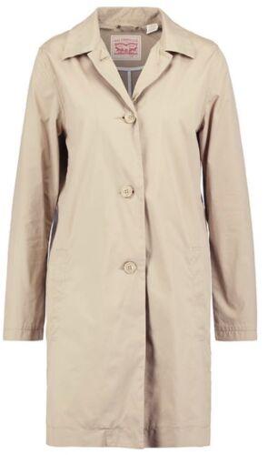 Womens Beige Mac Bnwt Xs Trenchcoat Rrp Levi's 85 £ HAqzw5