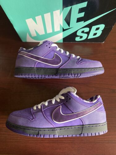 Nike SB Dunk Low Pro Purple Lobster Size 12 OG All