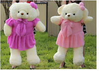 44 110cm 1.1m Tall Giant Lovely Teddy Bear Great Birthday Christmas Gift