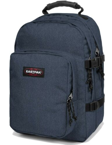 Eastpak Schulrucksack »Provider« Rucksack 33 L Laptopfach Double Denim Blau NEU