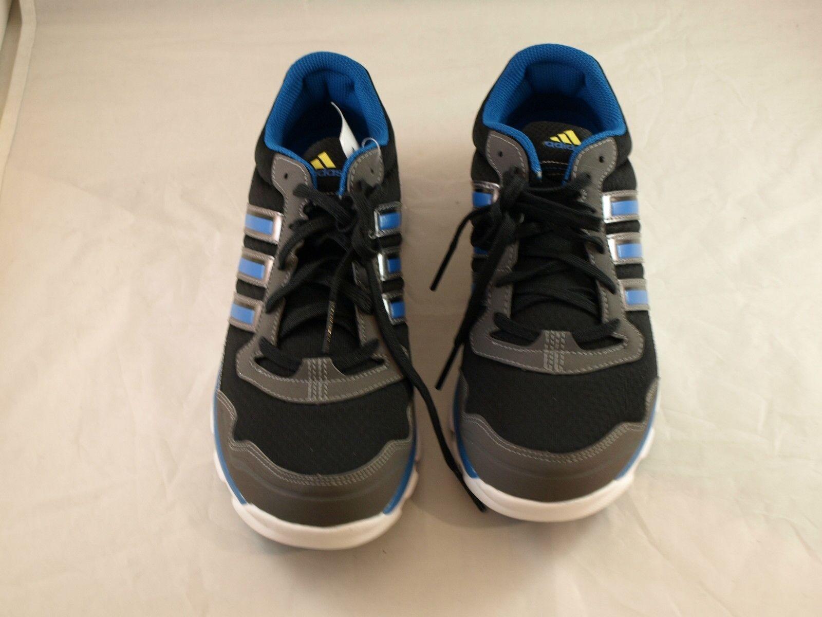 neue männer adidas flyby m schwarz die ausbildung läuft blitz schwarz m blau 8.5 8 1 / 2 957576