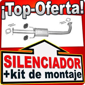 Silenciador-intermedio-Huyndai-i30-MK-I-1-6-2-0-Hatchback-Familiar-Escape-AKN
