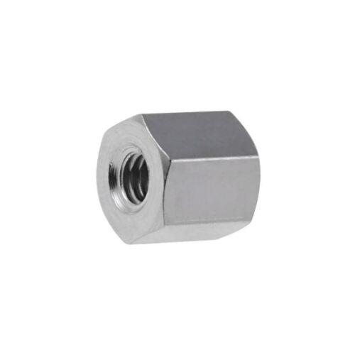 M2,5 5mm hexagonal brass DREMEC 10X 112X05 Screwed spacer sleeve Int.thread