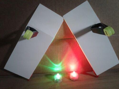 1SET AURORA LITES BEST PLANER BOARDS /& REMOVABLE LIGHTS TROLLING /& BANK FISHING