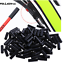 500pc MTB Bike Brake Gears Outer Cable End Caps Tips Crimps Wire Tip Cap Housing