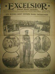 WW1-N-1983-TROUPES-RUSSES-A-TREZIBONDE-SALONIQUE-CAMP-DES-ALLIeS-EXCELSIOR-1916