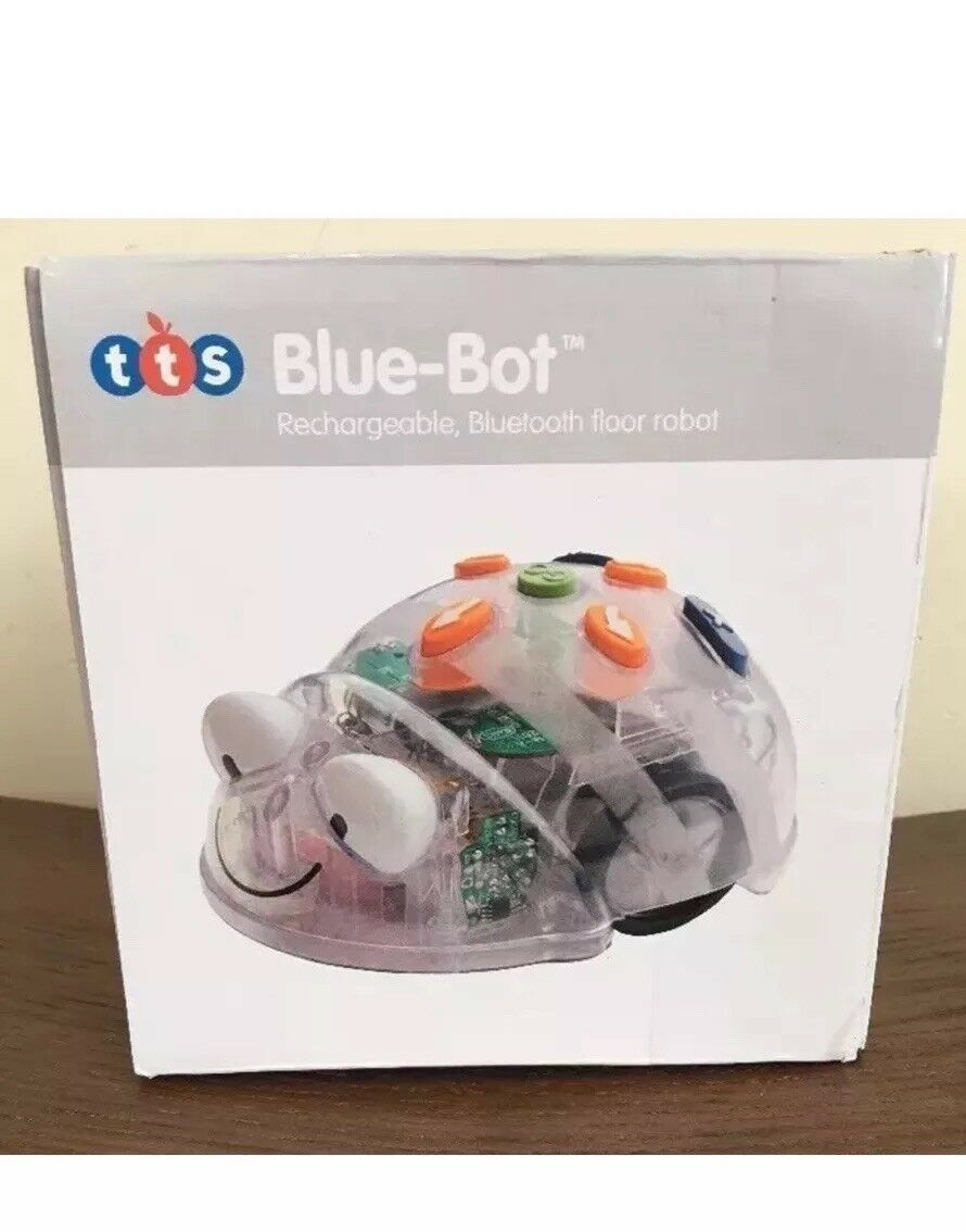 azul-bot Programable Robot de suelo azultooth