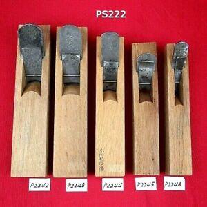 Uchimaru-Kanna-set-Japanese-inner-circle-plane-set-of-5-woodworking-tool-PS222