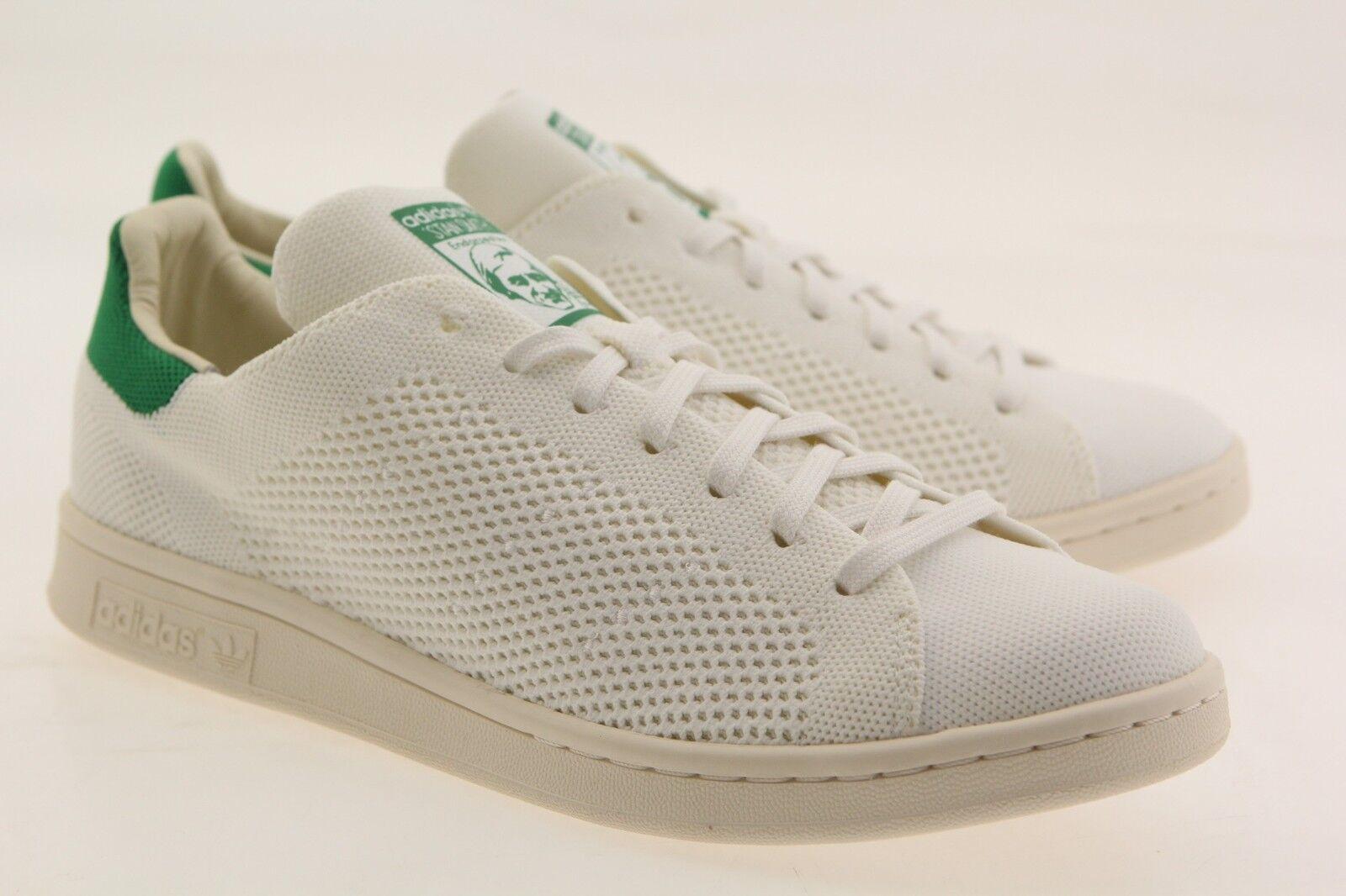 Adidas blanco Hombres Stan Primeknit blanco blanco Adidas hueso Smith OG S75146 7f8490