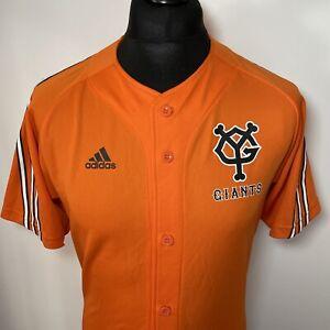 Adidas Tokyo Yomiuri Giants Japan Japanese Baseball Jersey Retro Shirt UK S-M