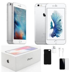 APPLE - IPHONE 6S 128GB SILVER WIFI +4G UNLOCKED - SEASONAL SAVINGS - BUNDLES!!!