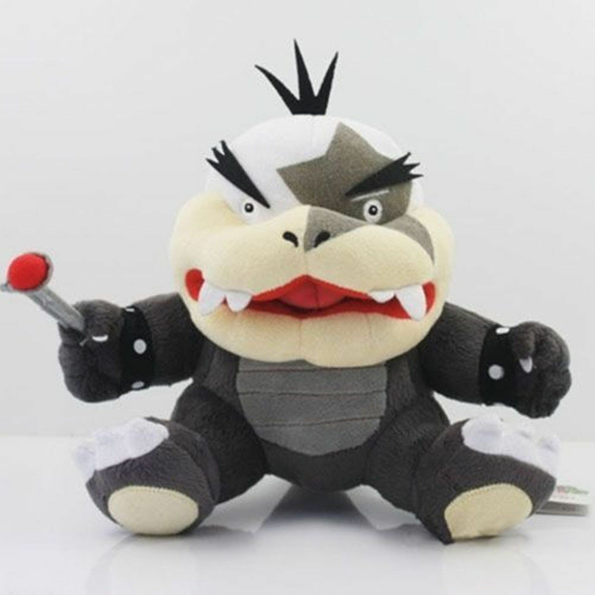 IGGY MORTON WENDY LEMMY LEMMY LEMMY ROY LUDWIG LARRY SUPER MARIO BROS KOOPALINGS PLUSH Toy 23d8da