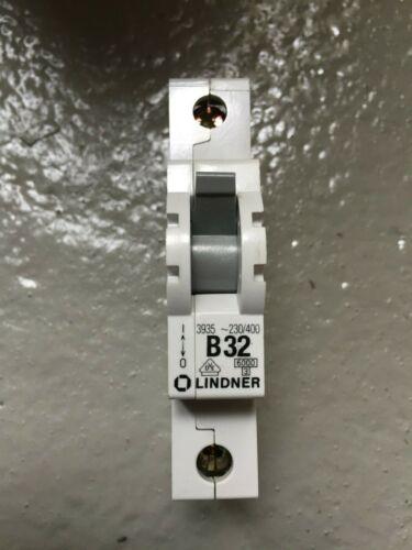 Lindner Leitungsschutzschalter  B 32 A 1-polig