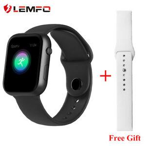 Lemfo-SX16-Reloj-inteligente-Podometro-smart-watch-Android-IOS-Hombres-y-mujeres