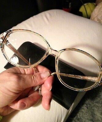 Sonnig Optikerbrille R +1,0-0,75 83, L +2,5-1,25 20 Optiker Gläser, Brillenfassung Kataloge Werden Auf Anfrage Verschickt