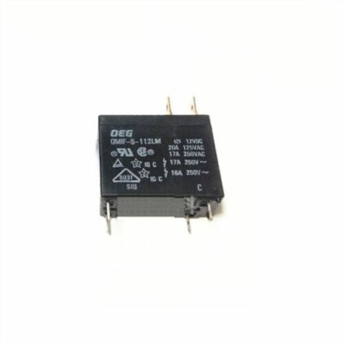 2Pcs OMIF-S-112LM 12VDC//20A Mini Ature Power Pc Board Relay New Ic gk