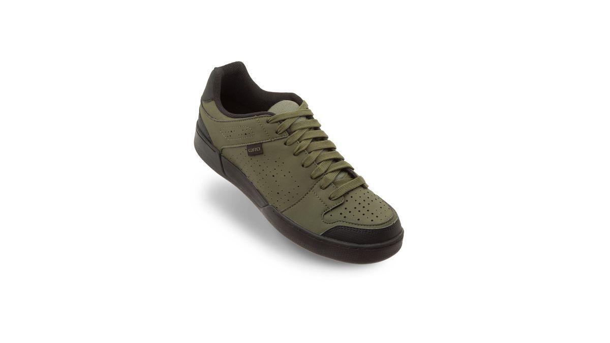 Giro Jacket II Dirt MTB bicicleta zapatos verde 2019