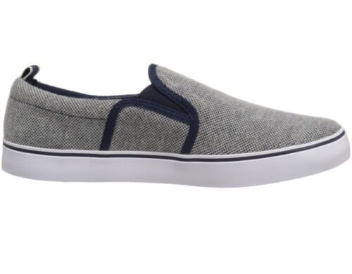 New Lacoste Gazon 216 1 SPC CNV NVY Navy Canvas Loafer Sneaker YOUTH
