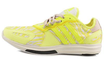 Adidas stellasport Yvori para mujeres Niñas Zapatillas Zapatos Uk Size 5 Nuevo y en caja Amarillo
