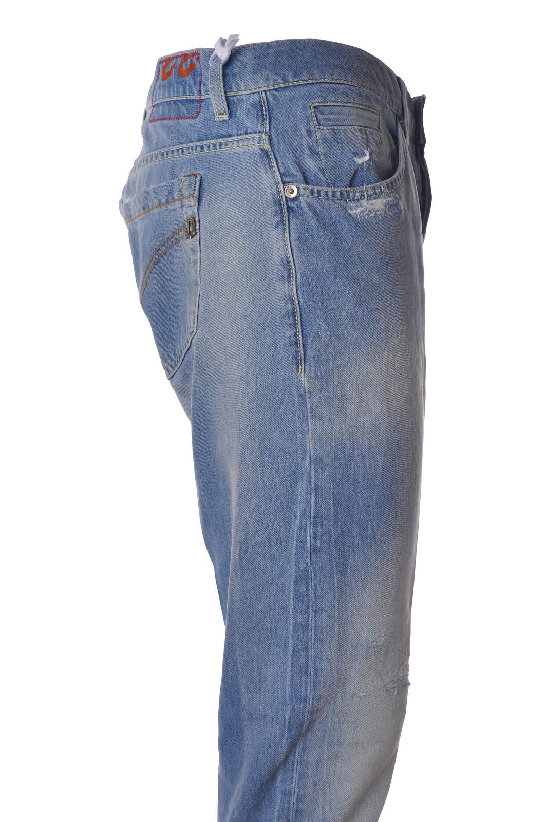 Dondup - Jeans-straight leg Pants - Man - Denim - 5201206C195253