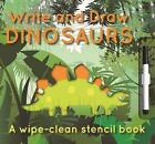 Write and Draw Dinosaurs by Tai Elise See Barrons Educ Series Board Books