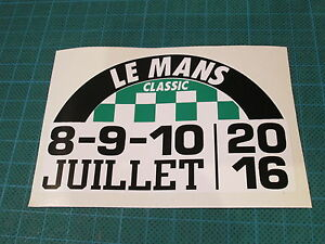 LEMANS-LE-MANS-CLASSIC-2016-DECAL-STICKER-extra-small