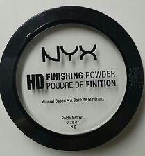 NYX HD Finishing Powder - Translucent, HDFP01  NYX