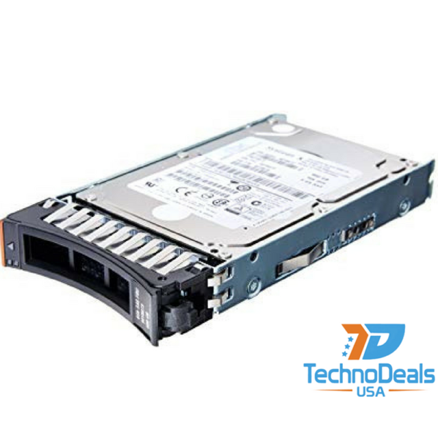 IBM 90Y8926 90Y8927 IBM 146GB 15K 6Gb 2.5in SFF G2HS SAS HDD