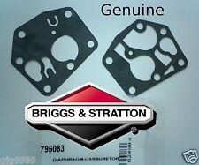 Briggs and Stratton Carburettor Diaphragm / Gasket 795083  495770 Genuine Part