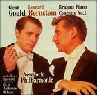 Brahms: Piano Concerto No. 1 (CD, Sep-1998, Sony Classical)