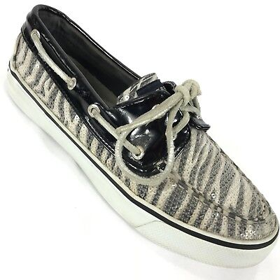 Womens SPERRY WO'S TOP-SIDER SEQUINS