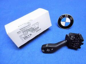 Originale-BMW-e46-Interruttore-Nuovo-Bordcomputer-Indicatore-Touring-316i-318i