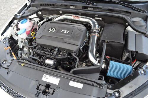 Polished Injen Performance Intake Kit 2014-2017 Jetta Passat 1.8L 2.0l TSI